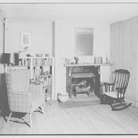 Mrs. Suer, residence at 3 E. 10th St., New York City. Interior I