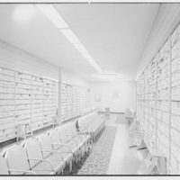 National Shoe Stores, business at 1035 Central Ave., Far Rockaway. Rear space