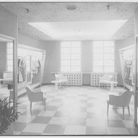 Pat Darling, business at 311 N. Howard St., Baltimore, Maryland. Cotton shop