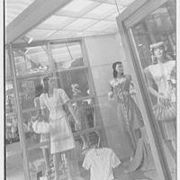 Pat Darling, business at 311 N. Howard St., Baltimore, Maryland. Exterior detail II