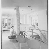 Pat Darling, business at 311 N. Howard St., Baltimore, Maryland. General view, 2nd floor II