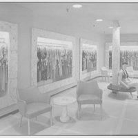 Pat Darling, business at 311 N. Howard St., Baltimore, Maryland. General view, 2nd floor IV