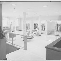 Pat Darling, business at 311 N. Howard St., Baltimore, Maryland. General view, 2nd floor I