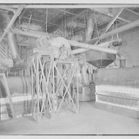 Rahr Malting Co., Manitowoc, Wisconsin. Roasting department I