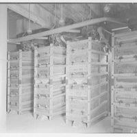 Rahr Malting Co., Shakopee, Minnesota. Elevator A graders