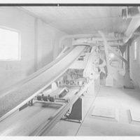 Rahr Malting Co., Shakopee, Minnesota. Elevator, malt belt II