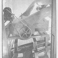 Rahr Malting Co., Shakopee, Minnesota. Malt cleaners from above I