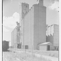 Rahr Malting Co., Shakopee, Minnesota. South facade, from road