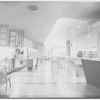 Rainbow Shop, business at 1267 Broadway, Brooklyn, New York. Interior IV