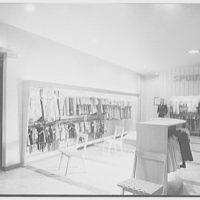 Rainbow Shop, business at 1267 Broadway, Brooklyn, New York. Interior VI