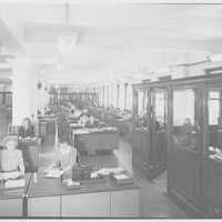 Sperry & Hutchinson Co., 114 5th Ave., New York City. Main office group I, eyes down
