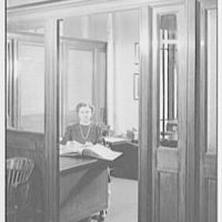 Sperry & Hutchinson Co., 114 5th Ave., New York City. Mrs. Westcott