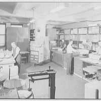 Sperry & Hutchinson Co., 114 5th Ave., New York City. Shipping department