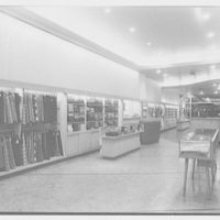 Adler's, business at 990 Flatbush Ave., Brooklyn, New York. Interior IV