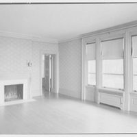 Billy Rose, residence in Mount Kisco, New York. Bedroom