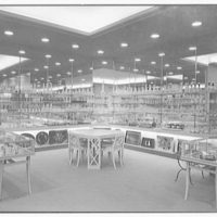Black, Starr & Gorham, business at 594 5th Ave., New York City. New department, view I