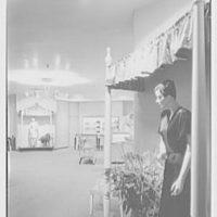 Bonwit Teller, business at 17th and Chestnut, Philadelphia, Pennsylvania. Interior VIII