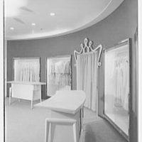 Bonwit Teller, business at 17th and Chestnut, Philadelphia, Pennsylvania. Interior IV