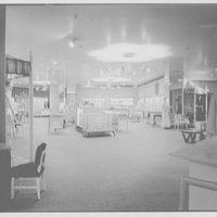 Bonwit Teller, business at 17th and Chestnut, Philadelphia, Pennsylvania. Interior I