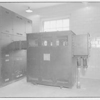 Commercial Engineering Co. 300 KVA transformer in tempo no. 8 (National Health) I