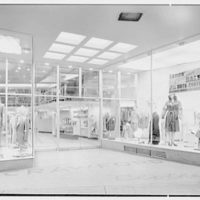 Crawford Clothes, business at 225 Main St., Paterson, New Jersey. Entrance view