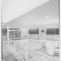 Crawford Clothes, business at 225 Main St., Paterson, New Jersey. View from mezzanine