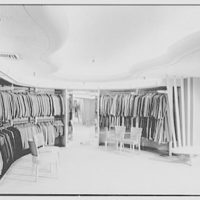 Crawford Clothes, business at 225 Main St., Paterson, New Jersey. Women's department