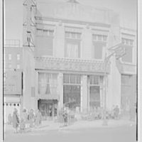 Dollar Savings Bank, E. 170th St., Bronx, New York. Before picture
