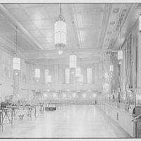 Dollar Savings Bank, Grand Concourse, New York. Interior III