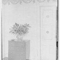Dr. and Mrs. William A. Atchley, residence at 1325 2nd Ave., New York City. Commode III