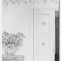 Dr. and Mrs. William A. Atchley, residence at 1325 2nd Ave., New York City. Commode II