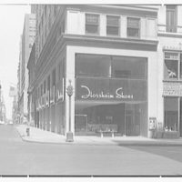 Florsheim Shoes, business at 515 5th Ave., New York City. Exterior I