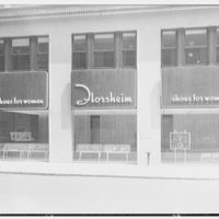 Florsheim Shoes, business at 515 5th Ave., New York City. Exterior III