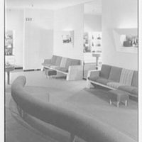 Guild House, business on Tremont St., Boston, Massachusetts. Second winding settee II