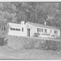 Harmon Homes, Phoenixville, Pennsylvania. House exterior, view II