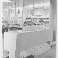 John Ward Men's Shoes, business at 17 Cortlandt St., New York City. Interior III