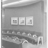 John Ward Men's Shoes, business at 17 Cortlandt St., New York City. Interior VI