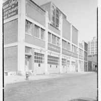 La Touraine Coffee Co., 639 W. 46th St., New York City. Exterior I