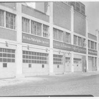 La Touraine Coffee Co., 639 W. 46th St., New York City. Exterior III