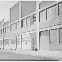 La Touraine Coffee Co., 639 W. 46th St., New York City. Exterior IV