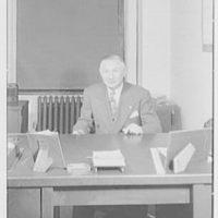 Louis Frey Co., Inc., 66 Trinity Pl., New York City. Portrait, Mr. Frey
