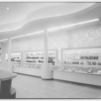 Miles Shoes, business at 216 W. 125th St., New York City. Interior II