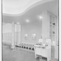 Miles Shoes, business at 216 W. 125th St., New York City. Interior III