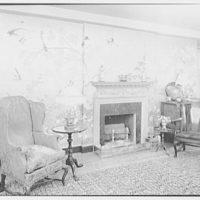 Mrs. Christopher J. Mileham, residence at 350 E. 57th St., New York City. Living room II