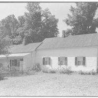 Mrs. Harriet K. Morse, residence in Underhill Center, Vermont. Exterior I