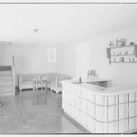 Mrs. H.C. Comly, residence in Round Hill, Greenwich, Connecticut. Playroom II