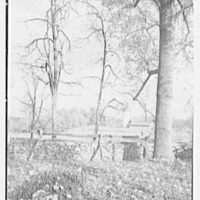 Paul Mellon, residence in Upperville, Virginia. Cemetery