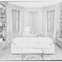 Paul Mellon, residence in Upperville, Virginia. Library I