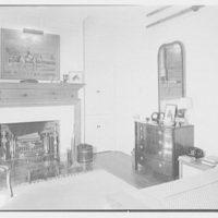Paul Mellon, residence in Upperville, Virginia. Mr. Mellon's bedroom I
