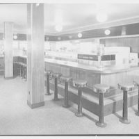 Pennsylvania Drug Co., business at Continental Ave. and Queens Blvd., Forest Hills, Long Island, New York. Soda fountain I